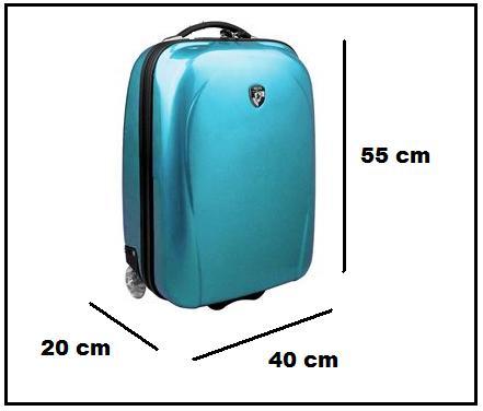 C mo sobrevivir a un aeropuerto viajes al alcance de todos - Medidas maletas de cabina ...