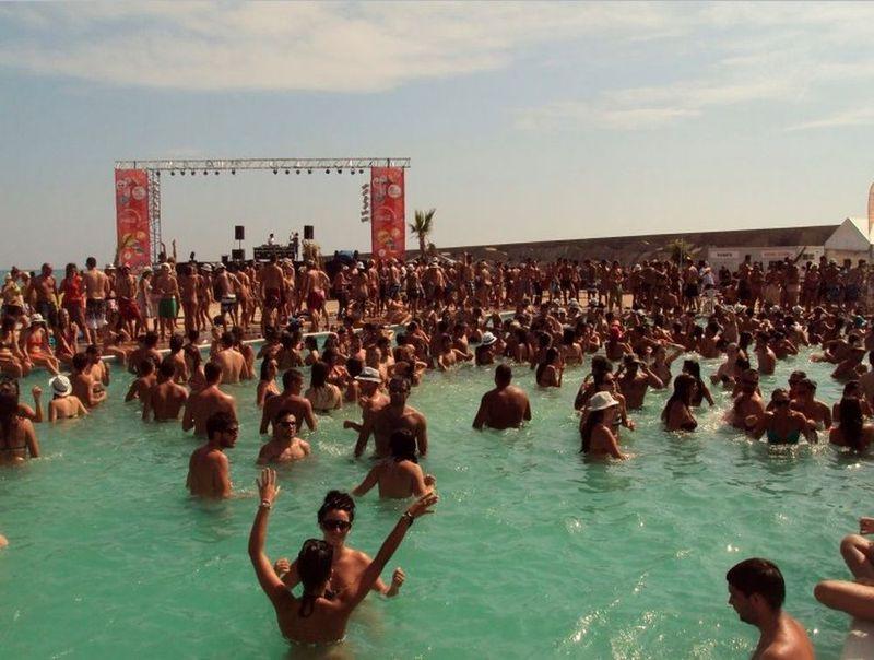 Sunblast festival tenerife julio 2014