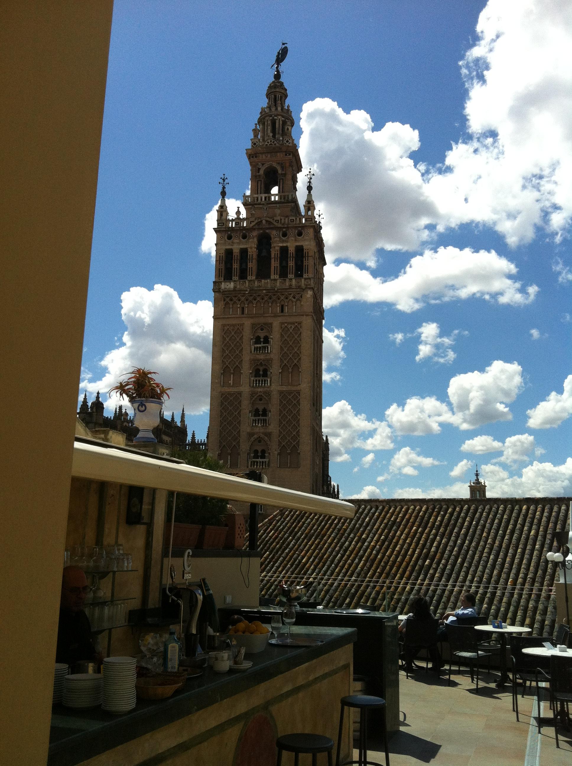 Las mejores terrazas de hoteles viajes al alcance de todos - Terraza hotel eme ...