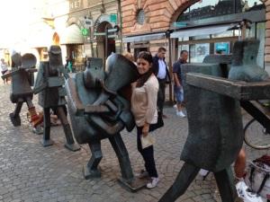 estatuas banda