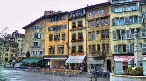 plaza bourg de four