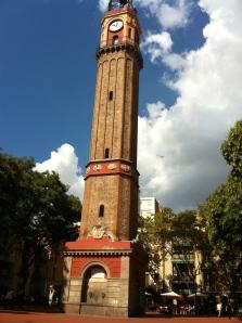 plaza reloj