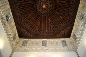 techo sala de la justicia